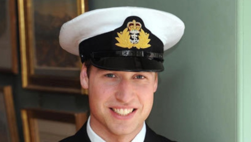 British Naval Cap